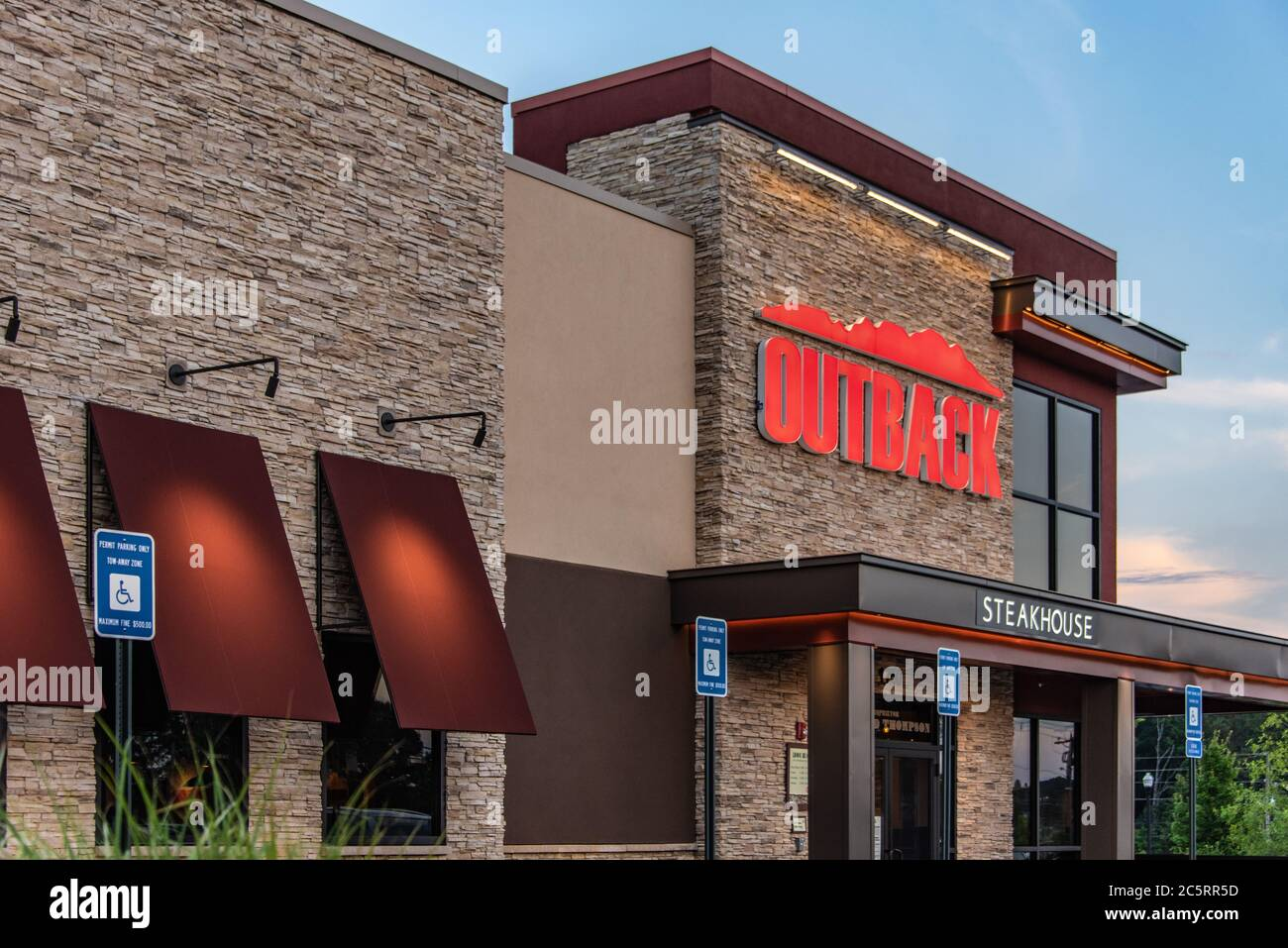 outback steakhouse florida high resolution stock photography and images alamy alamy