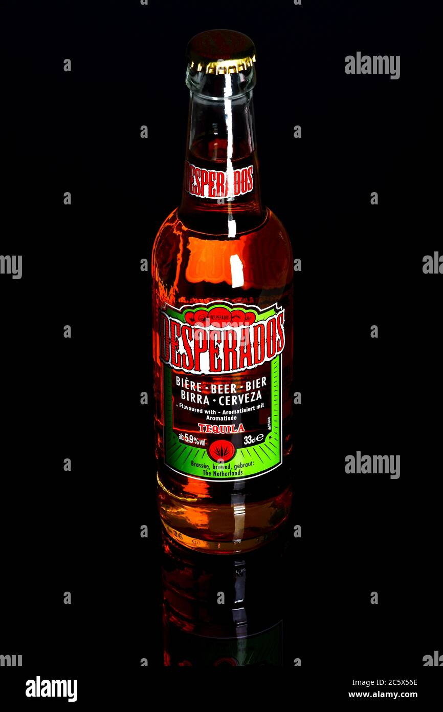 Desperados Beer High Resolution Stock Photography And Images Alamy