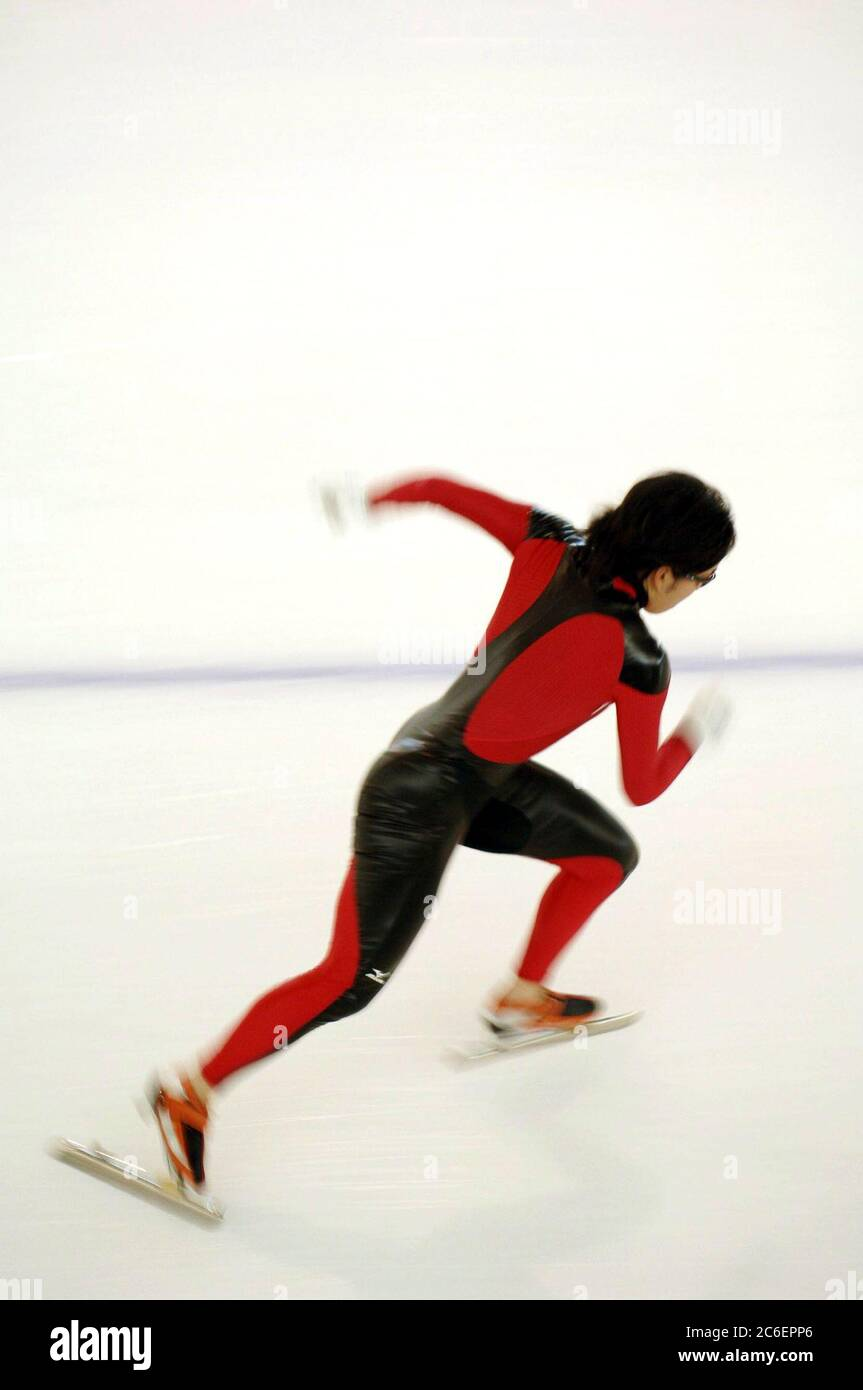 1988 Winter Olympics Poster Ice Skating Olympic Games Calgary Alberta Canada