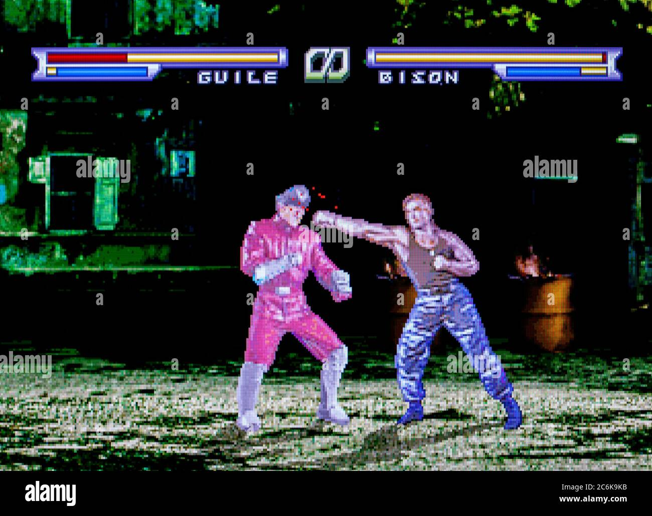 Street Fighter Movie High Resolution Stock Photography And Images