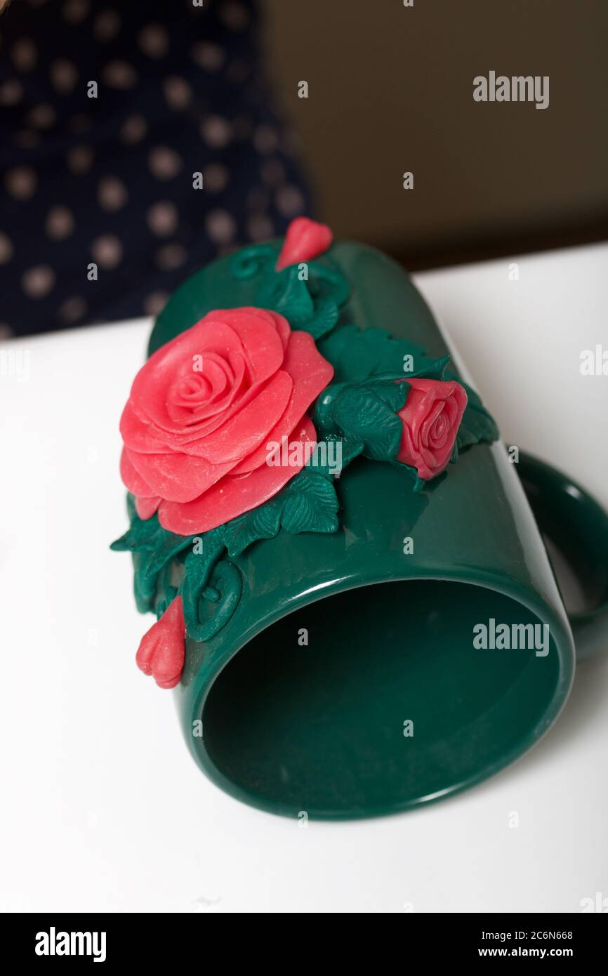 Polymer Clay High Resolution Stock Photography And Images Alamy