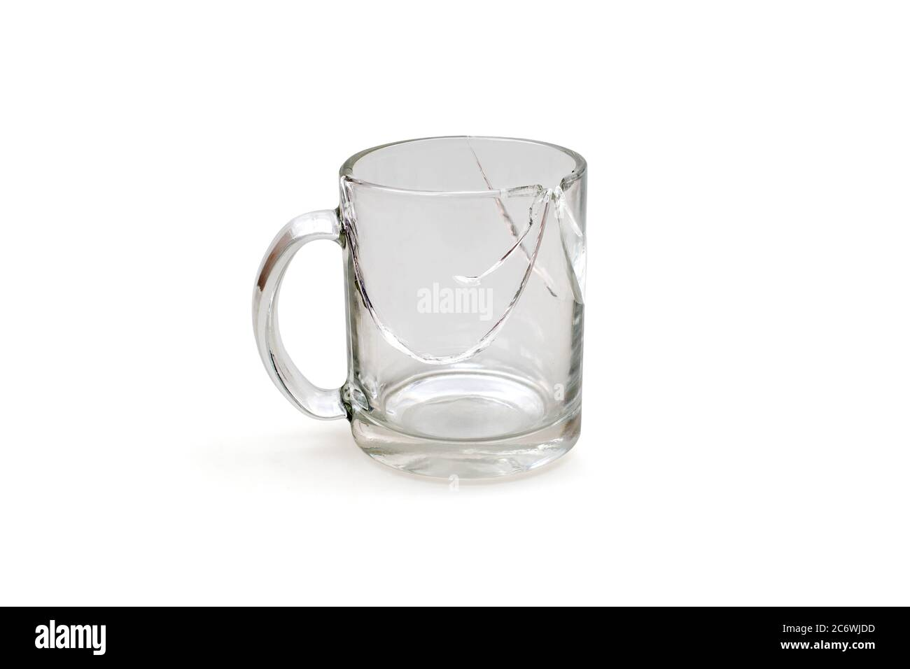 Broken Cup High Resolution Stock Photography And Images Alamy