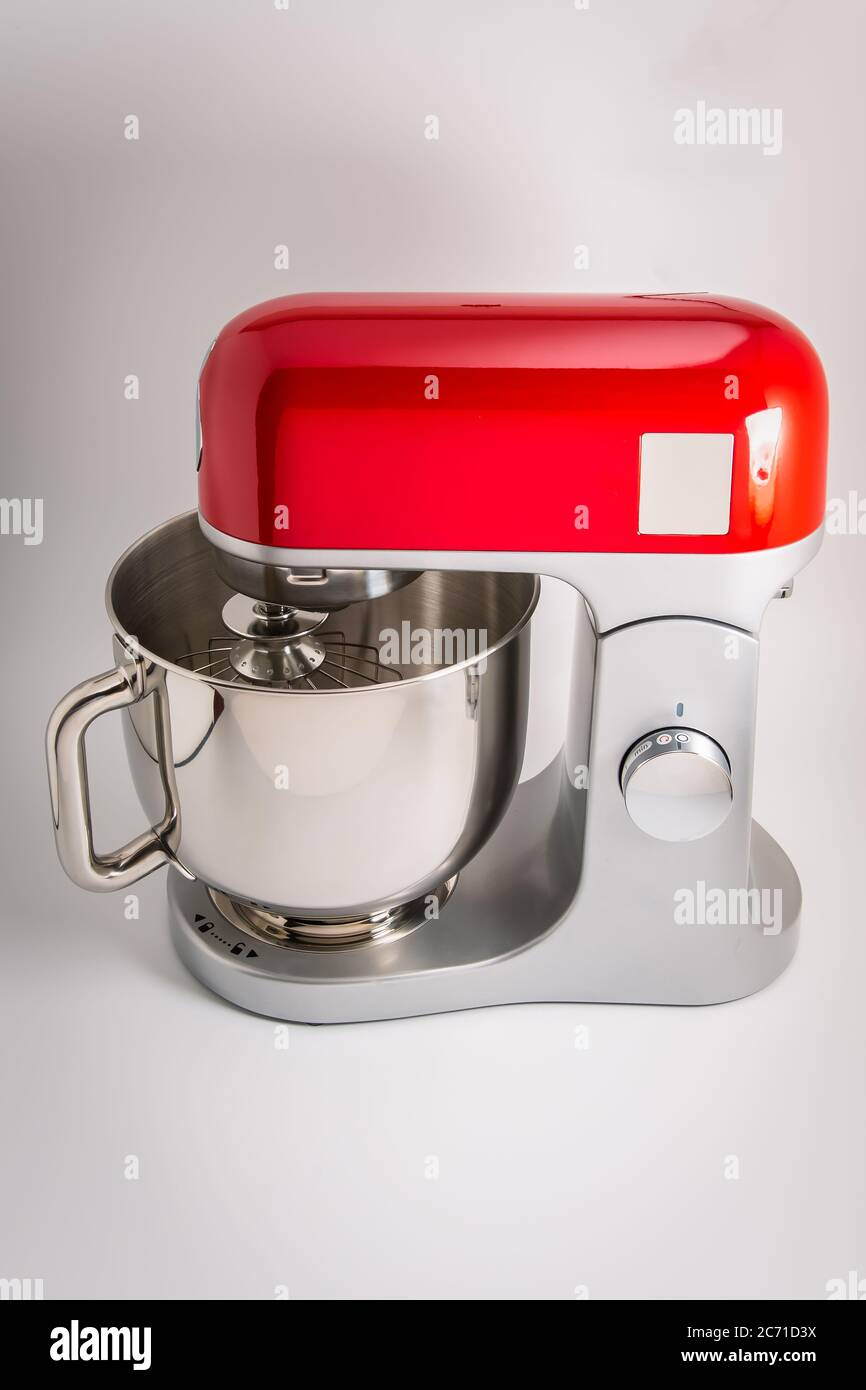 Electric Stand Mixer High Resolution Stock Photography and Images ...