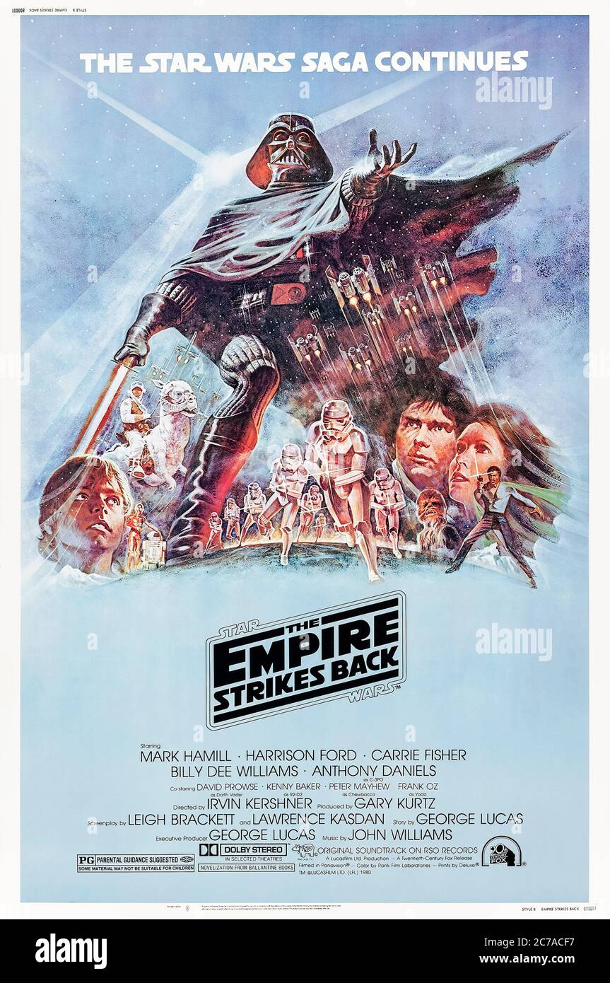 Empire Strikes Back High Resolution Stock Photography And Images Alamy