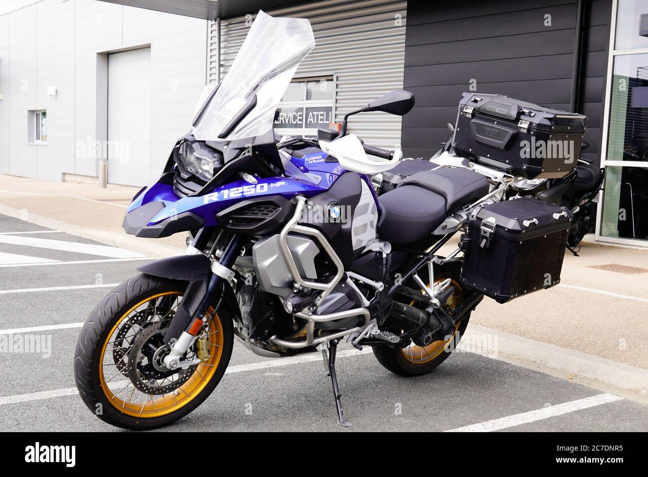 Touring By Motorcycle High Resolution Stock Photography And Images Alamy
