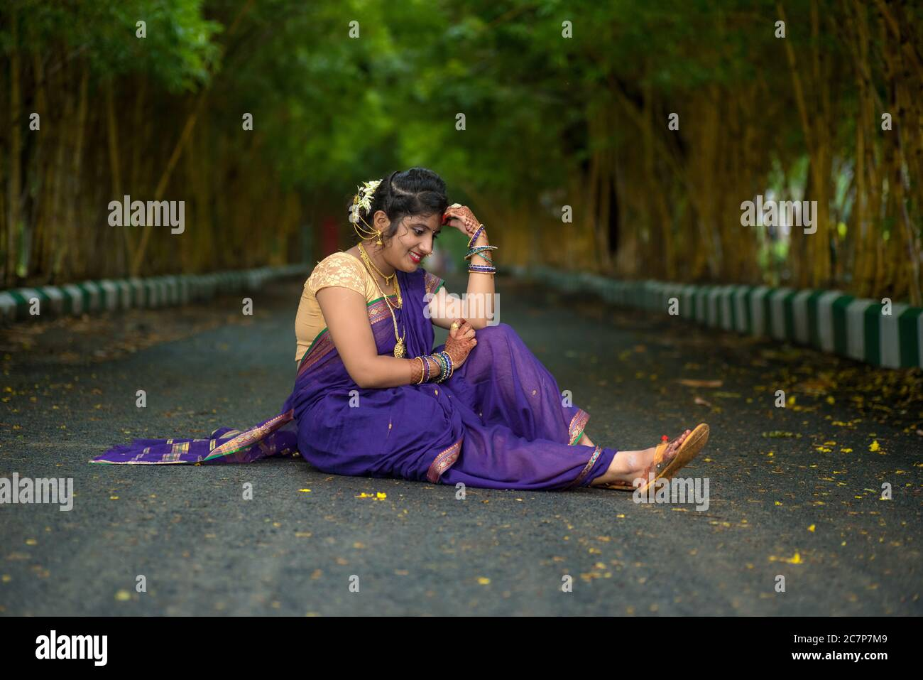 Women In Saree Posing In High Resolution Stock Photography And Images Alamy 1 what is photo poses? https www alamy com indian traditional beautiful young girl in saree posing outdoors image366209321 html
