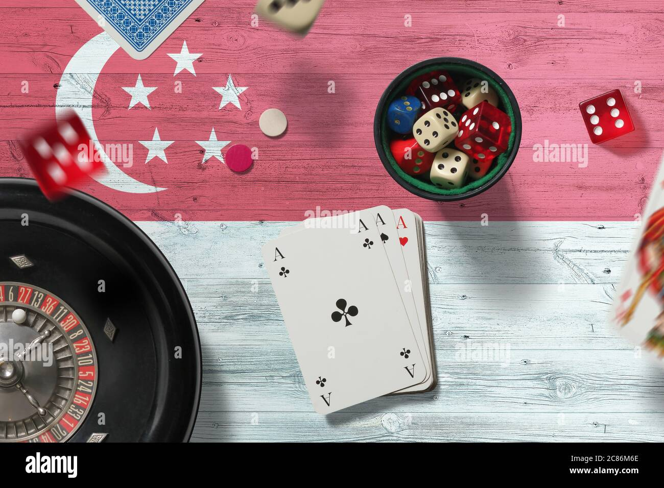 Singapore Casino High Resolution Stock Photography And Images Alamy