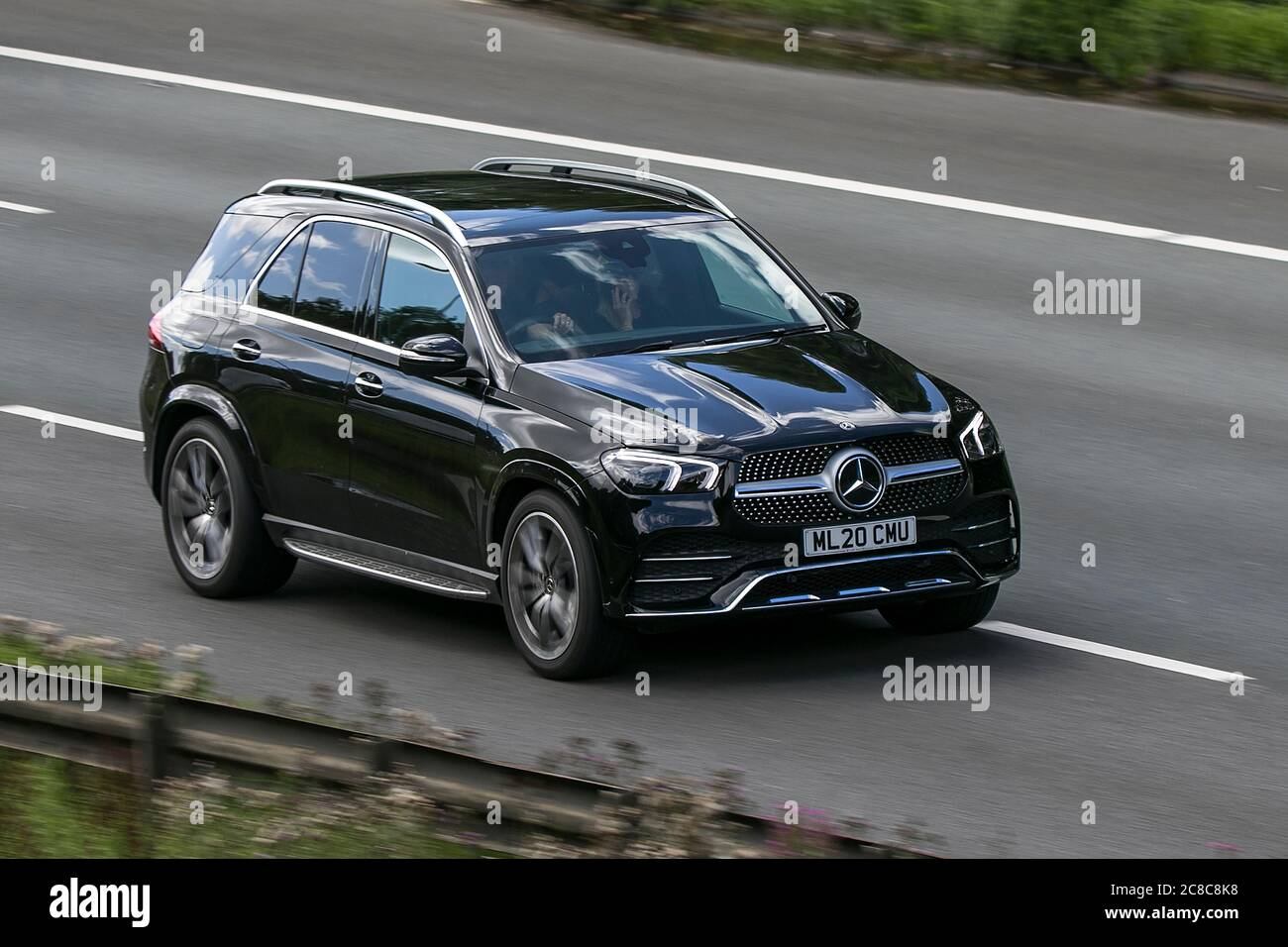 Mercedes Amg Suv High Resolution Stock Photography And Images Alamy