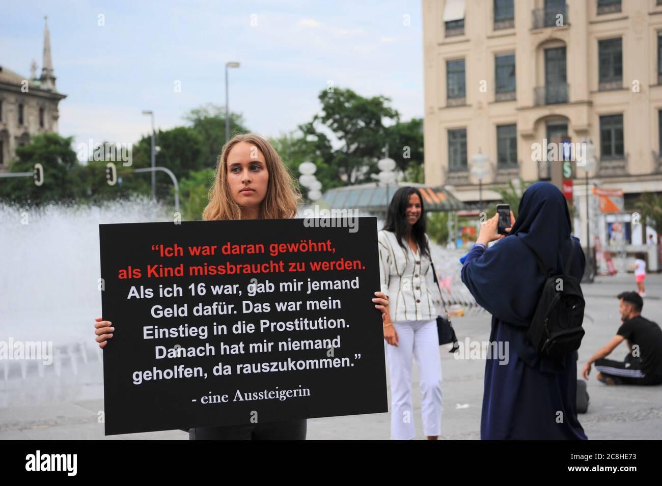 In munich prostitution Hookers in