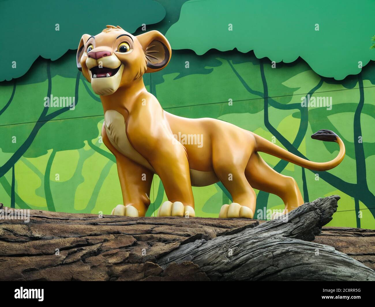 Simba Disney High Resolution Stock Photography and Images   Alamy