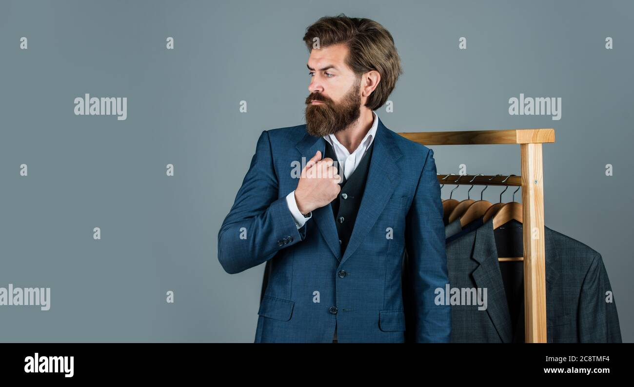 Tailor Measures Man Stylish Business Man At Workspace Fashion Design Studio Male Fashion Designer Individual Measures Hand Of Man Man Ordering Business Suit Posing Indoor Copy Space Stock Photo Alamy