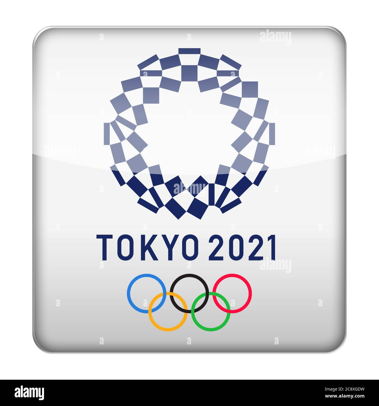 Olympic Games in Tokyo 20 Stock Photo   Alamy