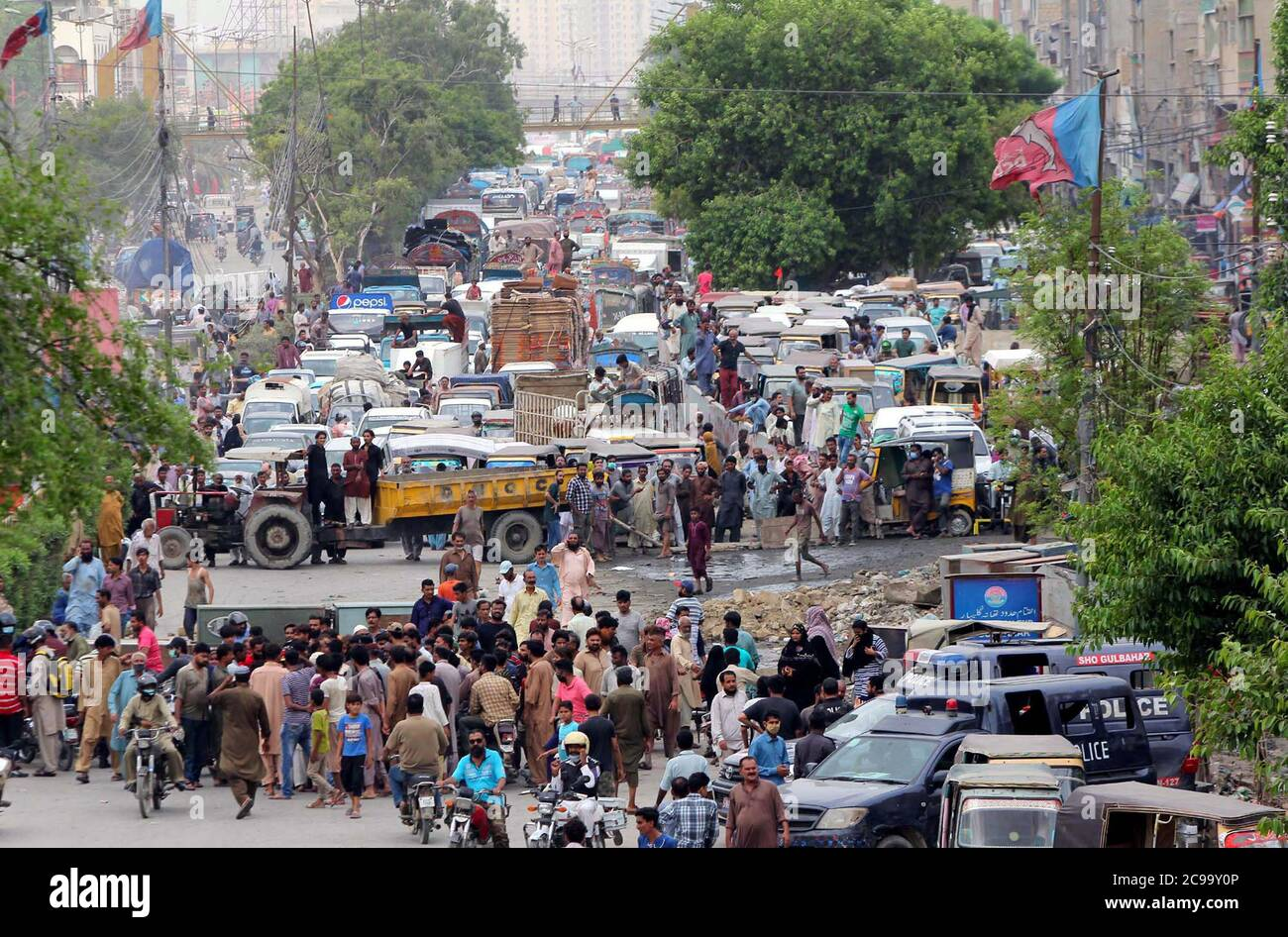 Page 2 Nazimabad High Resolution Stock Photography And Images Alamy