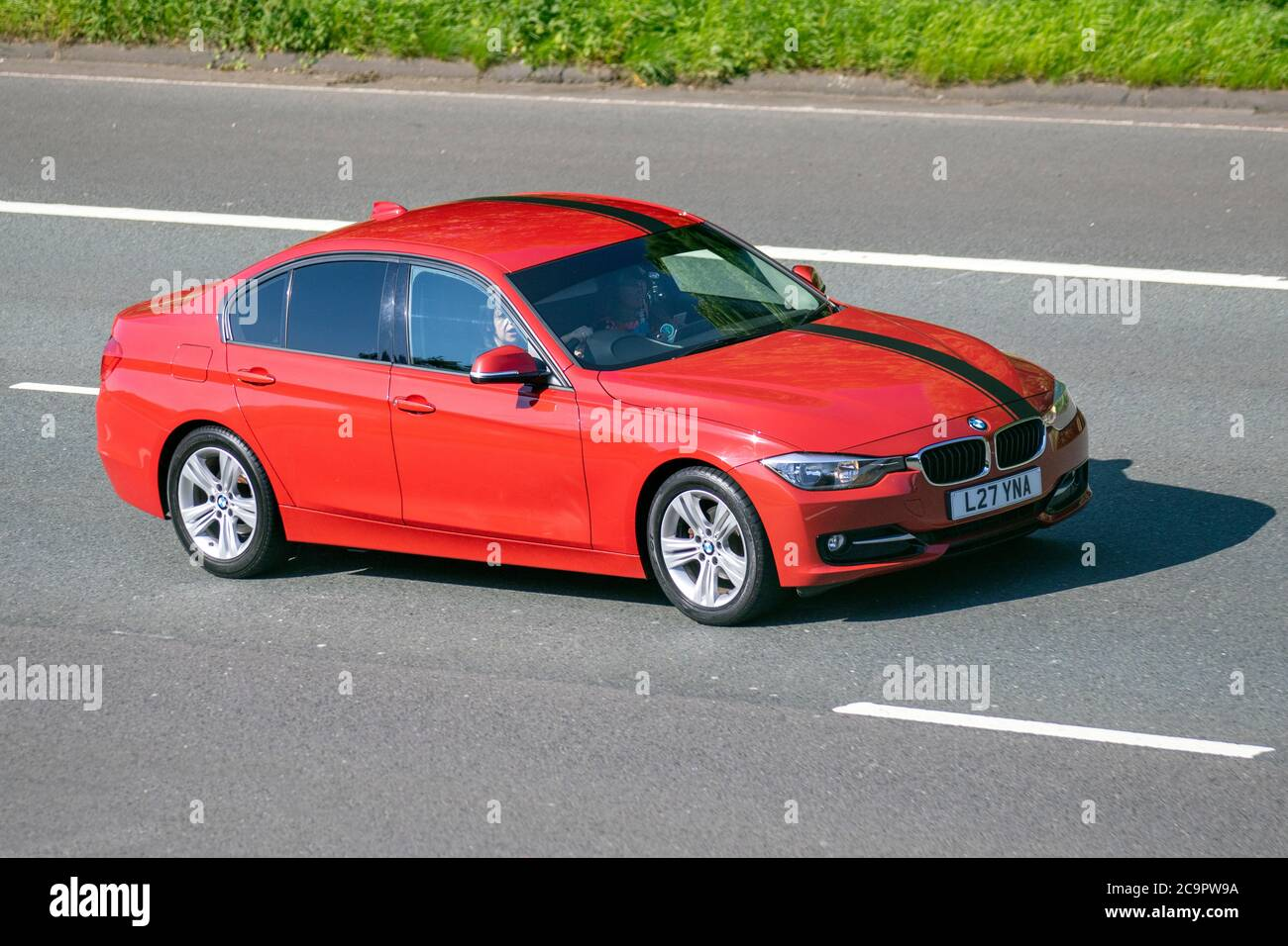 Bmw 3 Series Red High Resolution Stock Photography And Images Alamy