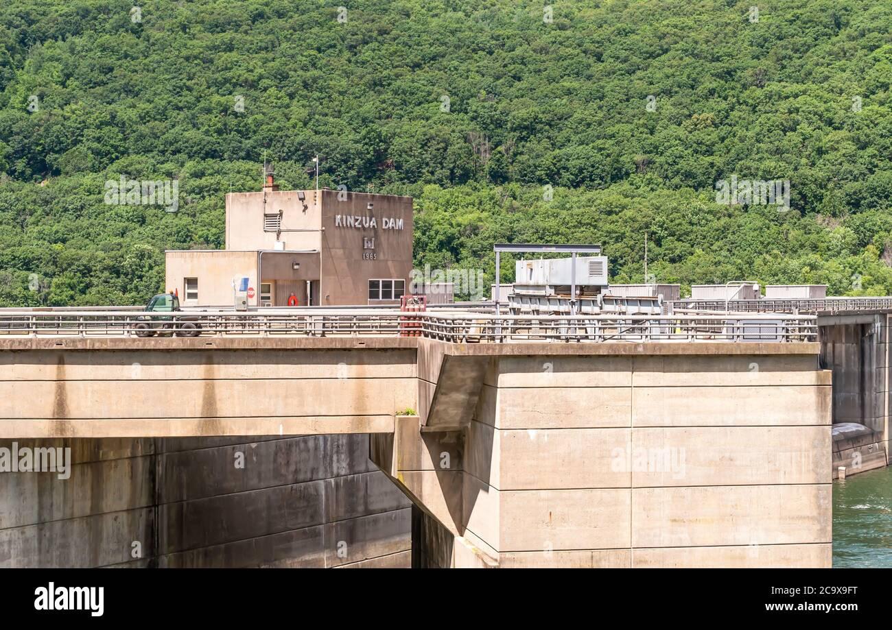 Kinzua Dam High Resolution Stock Photography And Images Alamy