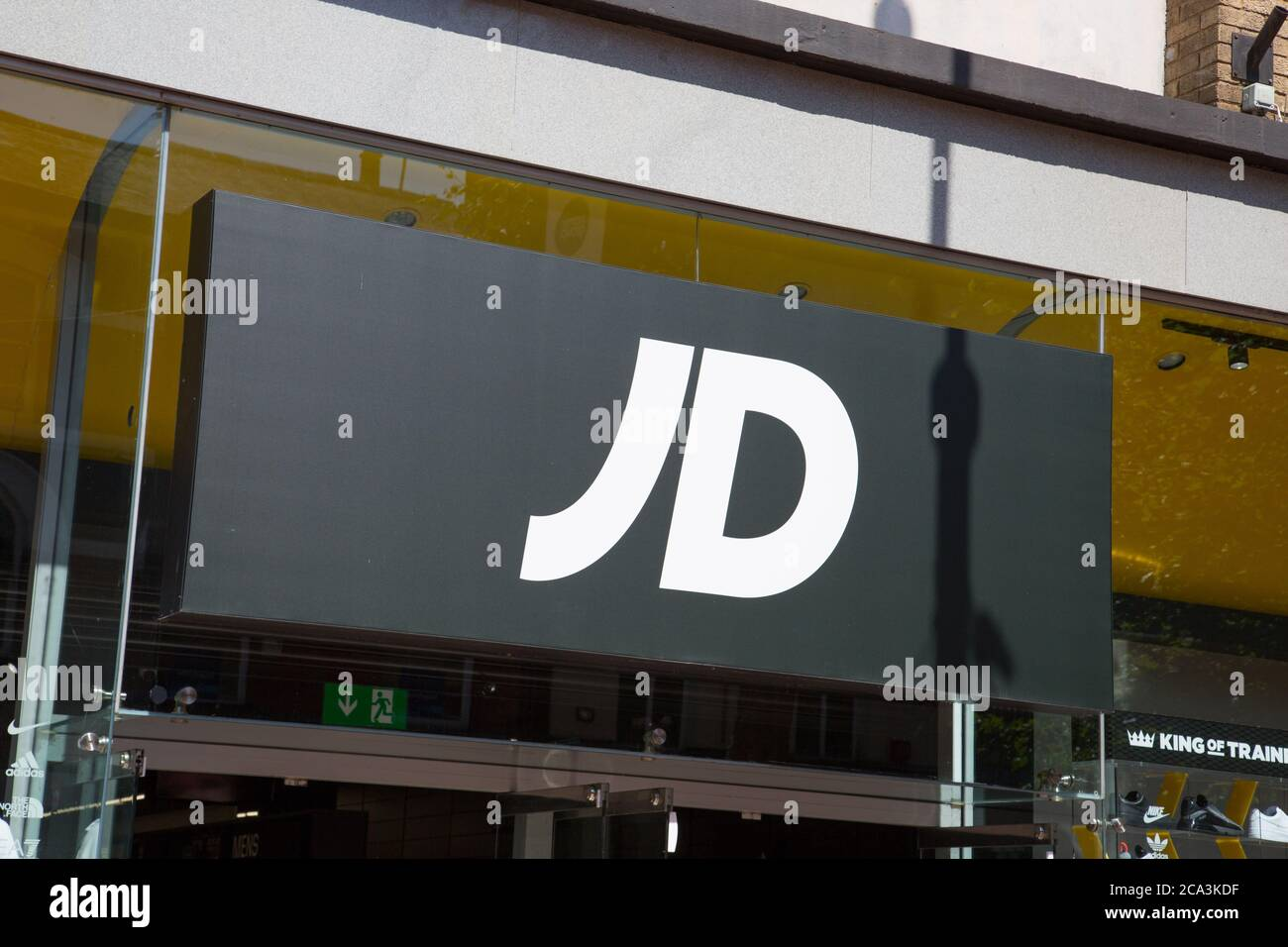 jd logo high resolution stock photography and images alamy alamy