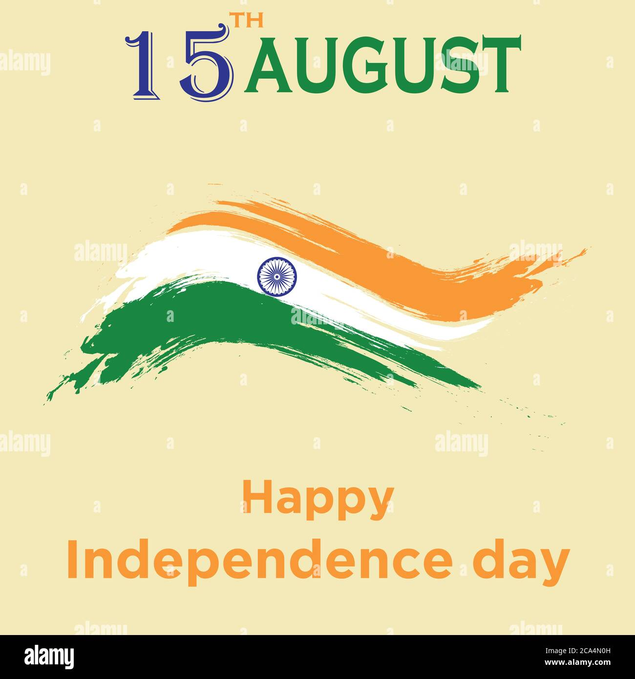 Indian Flag Independence Day High Resolution Stock Photography And Images Alamy