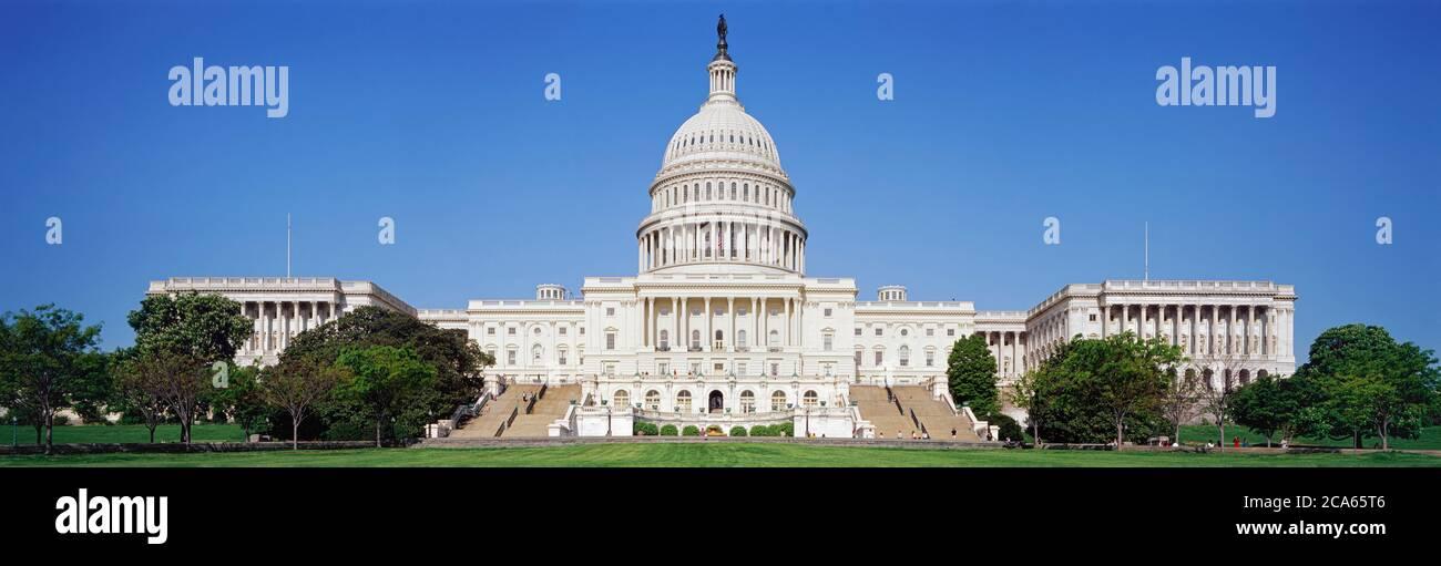United States Capitol Building, Washington DC, USA Stock Photo