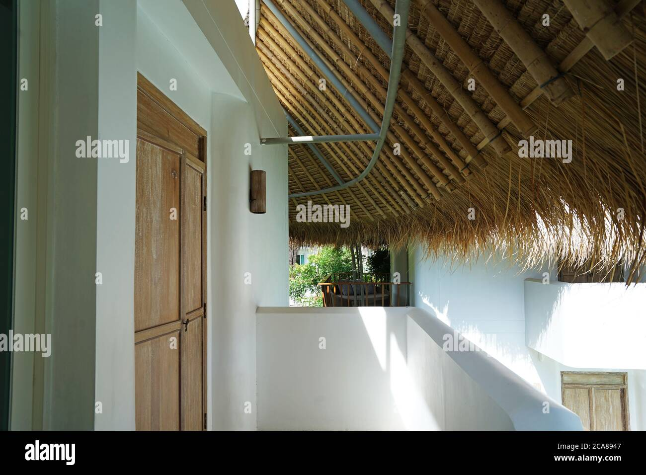 Contemporary Roof Terrace Design High Resolution Stock Photography And Images Alamy