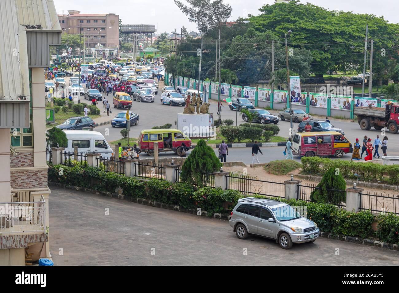Nigeria dhl city office edo benin in state How much