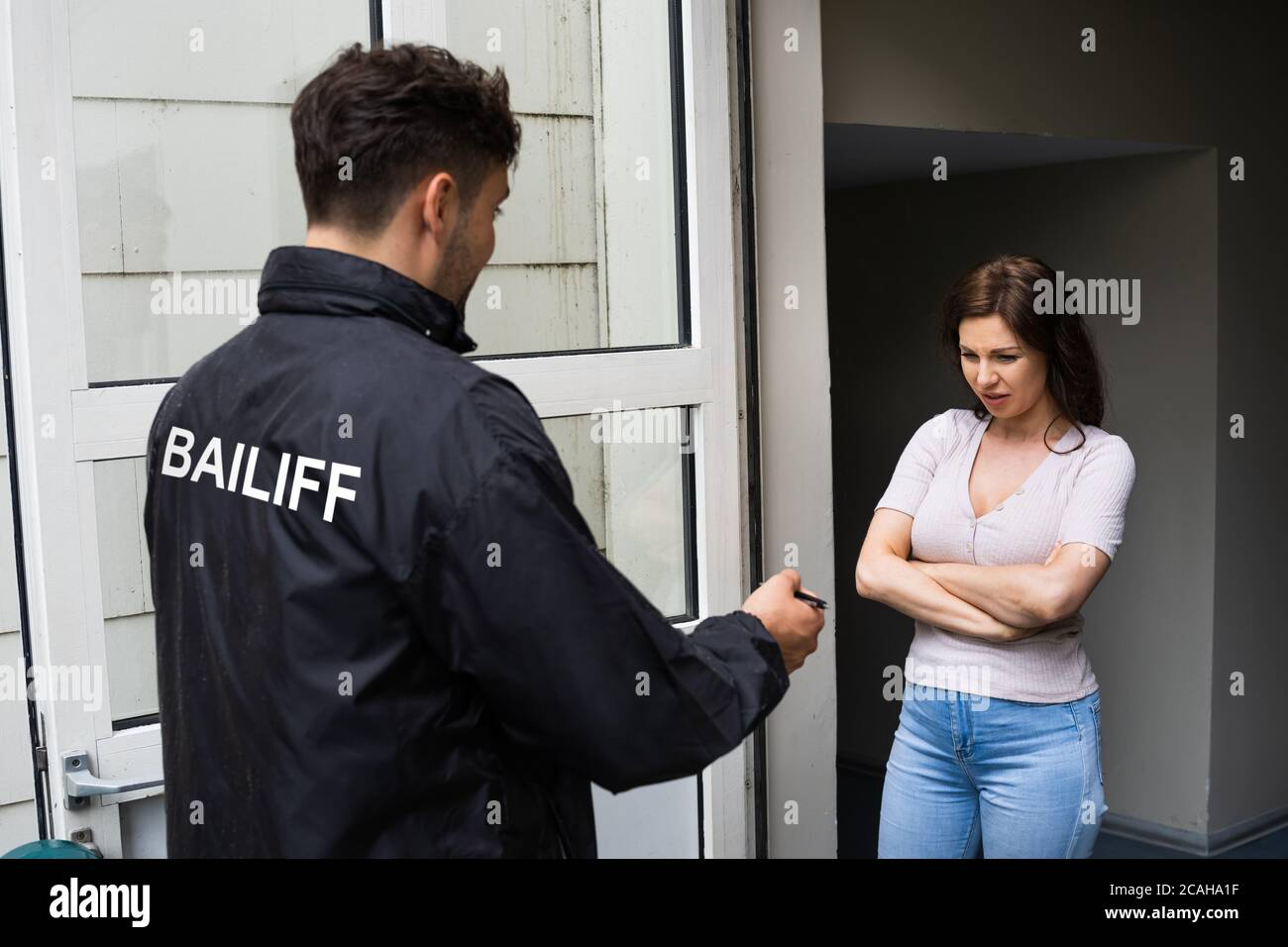 Bailiff High Resolution Stock Photography and Images - Alamy