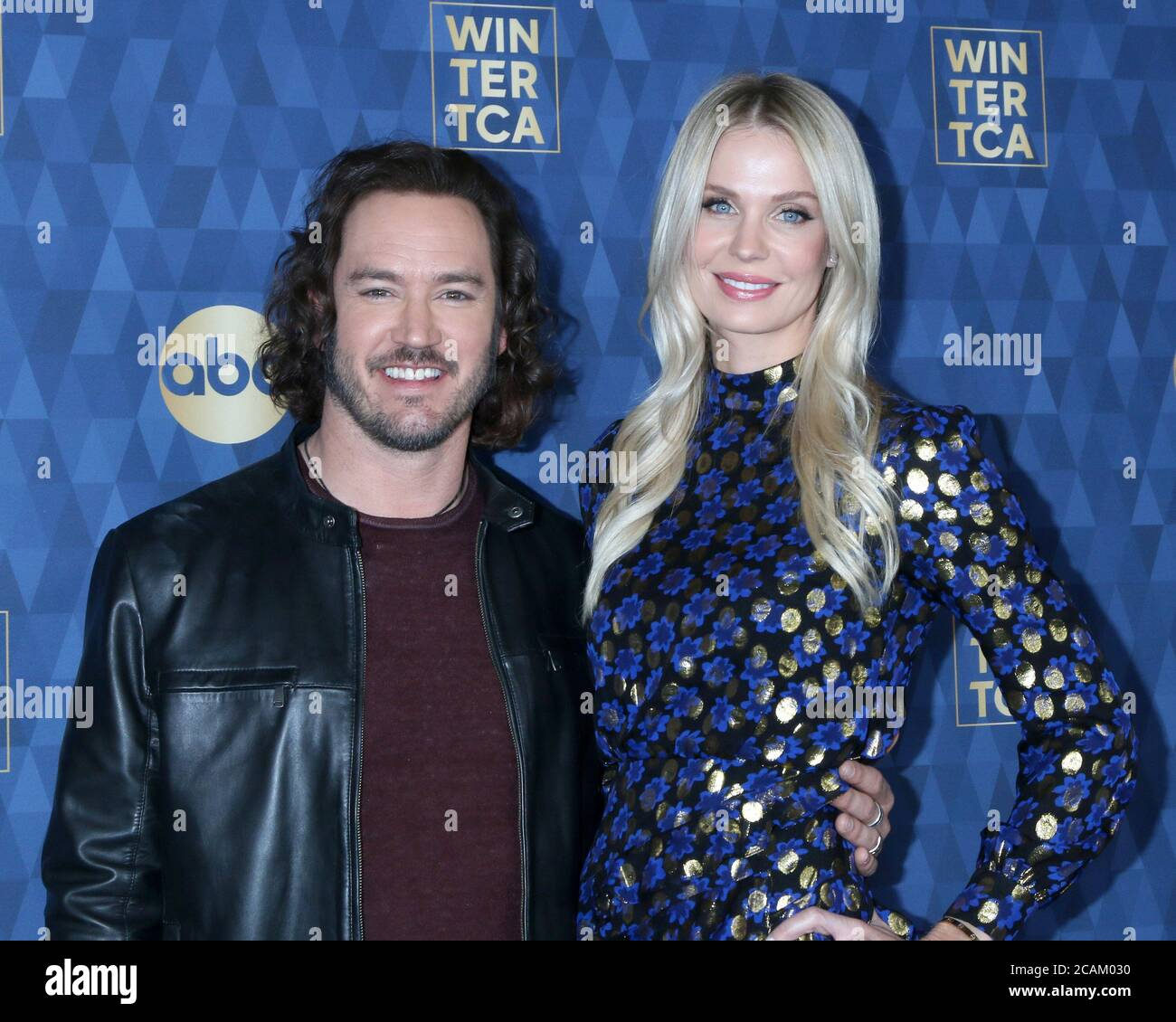 Los Angeles Jan 8 Mark Paul Gosselaar And Catriona Mcginn At The Abc Winter Tca Party Arrivals At The Langham Huntington Hotel On January 8 2020 In Pasadena Ca Stock Photo Alamy The actor wed catrionia mcginn saturday and tells people all about their italian honeymoon plans. https www alamy com los angeles jan 8 mark paul gosselaar and catriona mcginn at the abc winter tca party arrivals at the langham huntington hotel on january 8 2020 in pasadena ca image368003412 html