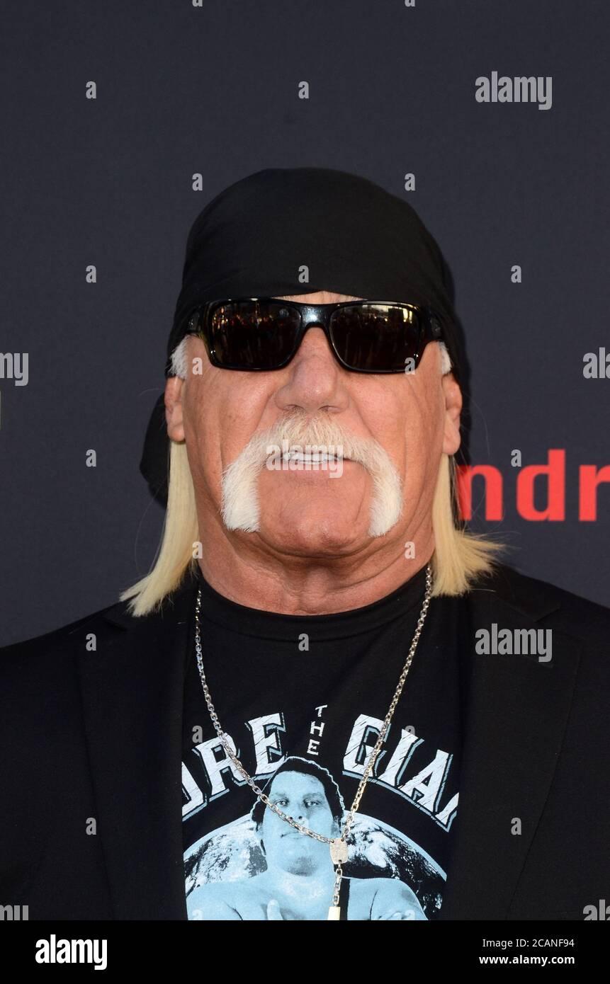 LOS ANGELES - FEB 29: Hulk Hogan at the