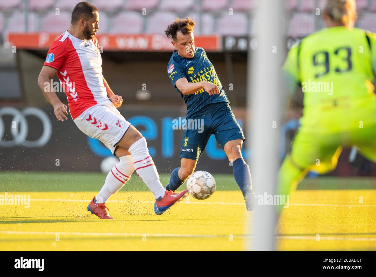 Fc Emmen Vs Cambuur 07 08 2020 Stock Photo Alamy
