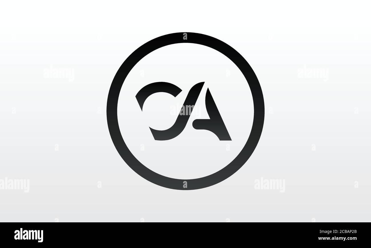 Ca Logo High Resolution Stock Photography And Images Alamy