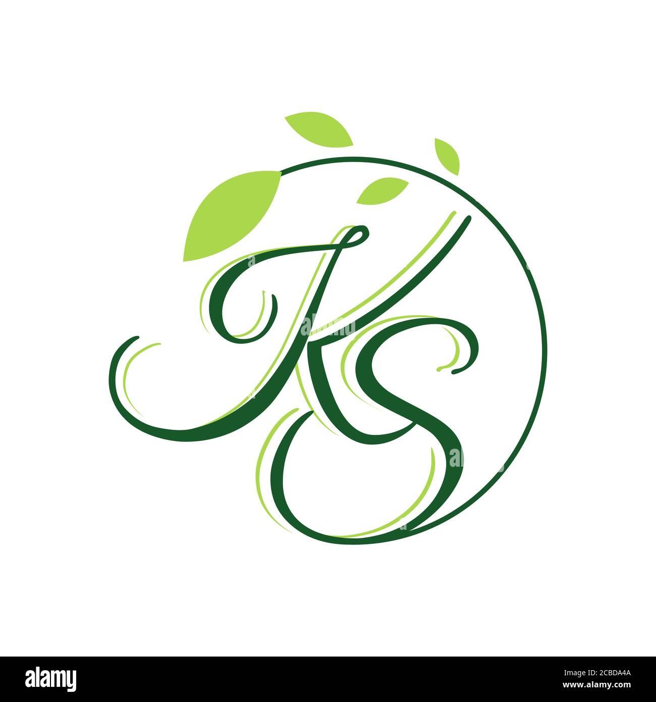 letter k s with leaf logo design vector green initial ks logo graphic concept letter k eco symbol ks icon stock vector image art alamy https www alamy com letter k s with leaf logo design vector green initial ks logo graphic concept letter k eco symbol ks icon image368472282 html