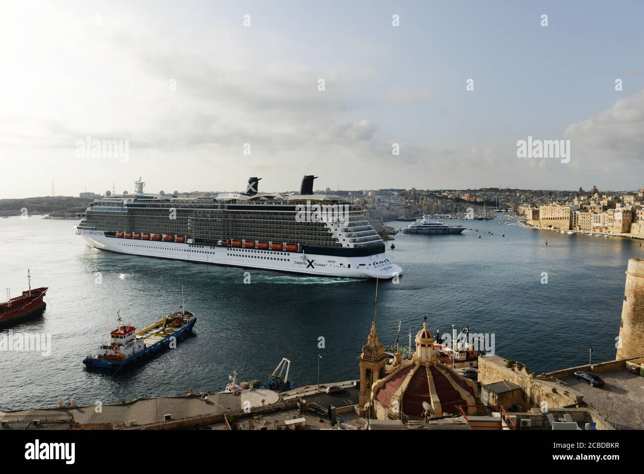 Celebrity Reflection Cruise Ship High Resolution Stock Photography And Images Alamy