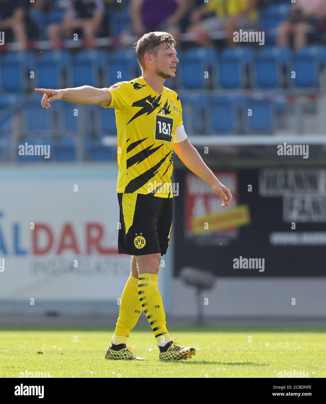 firo: 12.08.2020, football, 1st Bundesliga, season 2020/2021, BVB ...