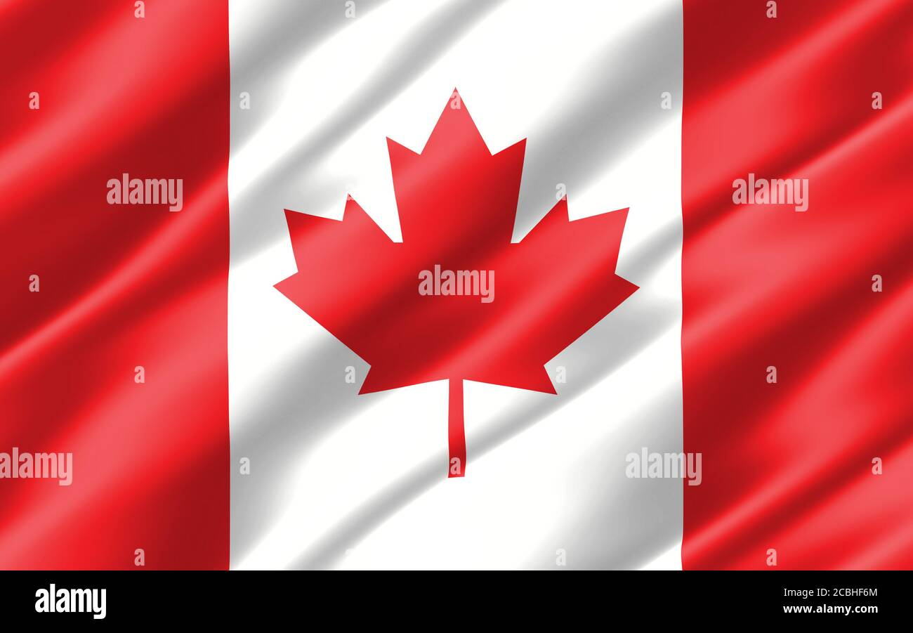 3d Maple Leaf Canadian Symbol High Resolution Stock Photography And Images Alamy