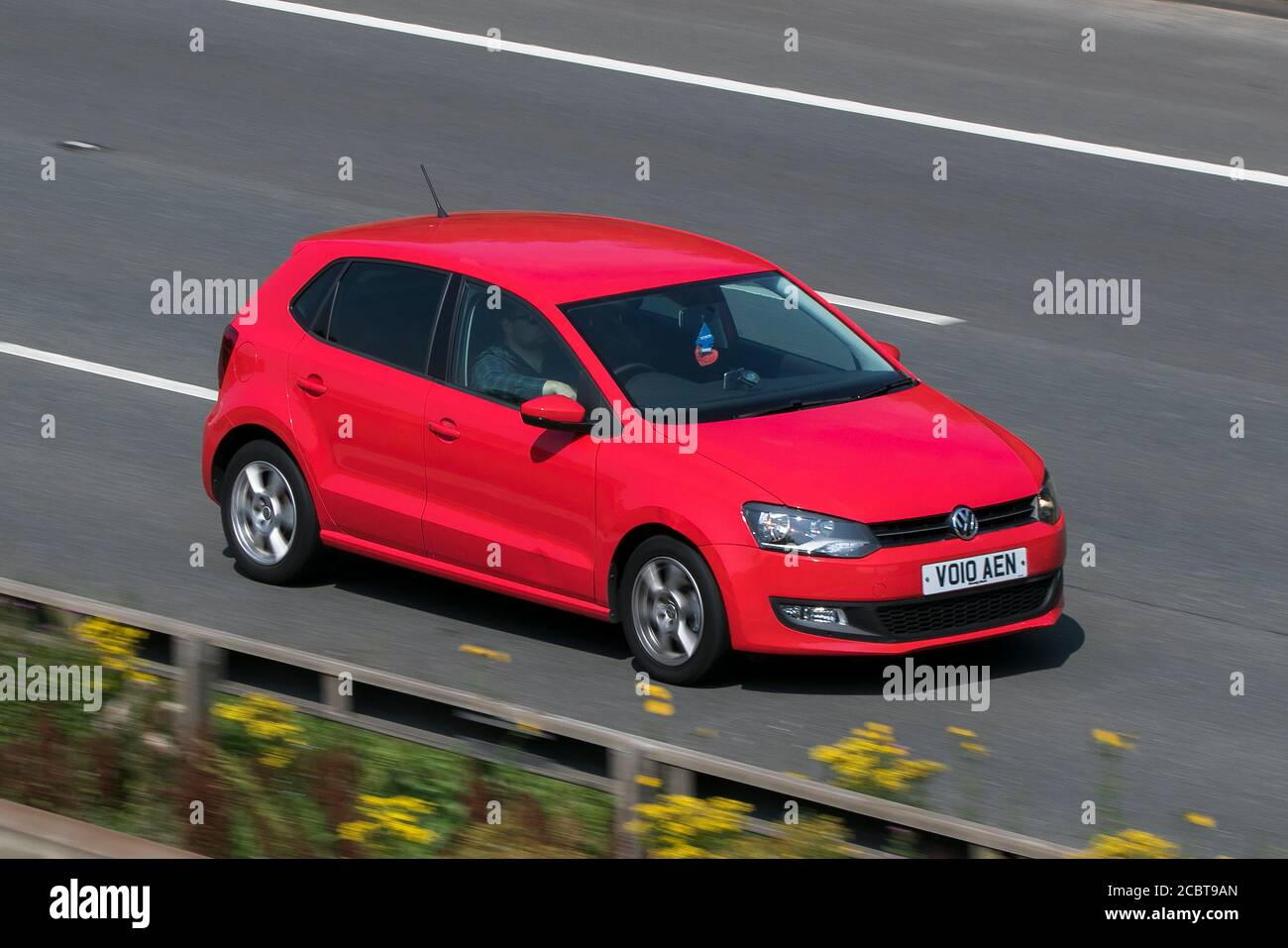 Vw Polo Car High Resolution Stock Photography And Images Alamy