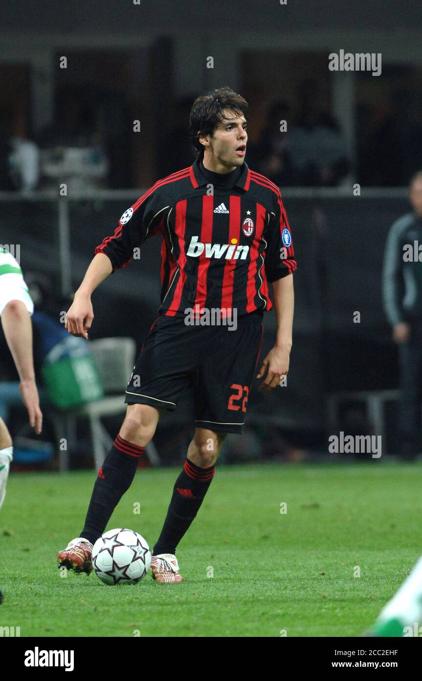 Kaka Ac Milan High Resolution Stock Photography And Images Alamy