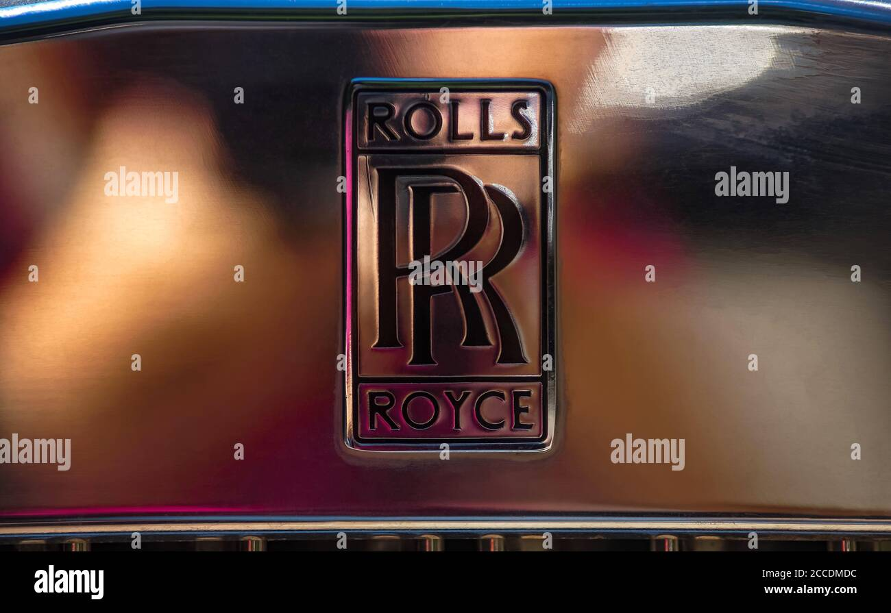 Rr Logo High Resolution Stock Photography And Images Alamy