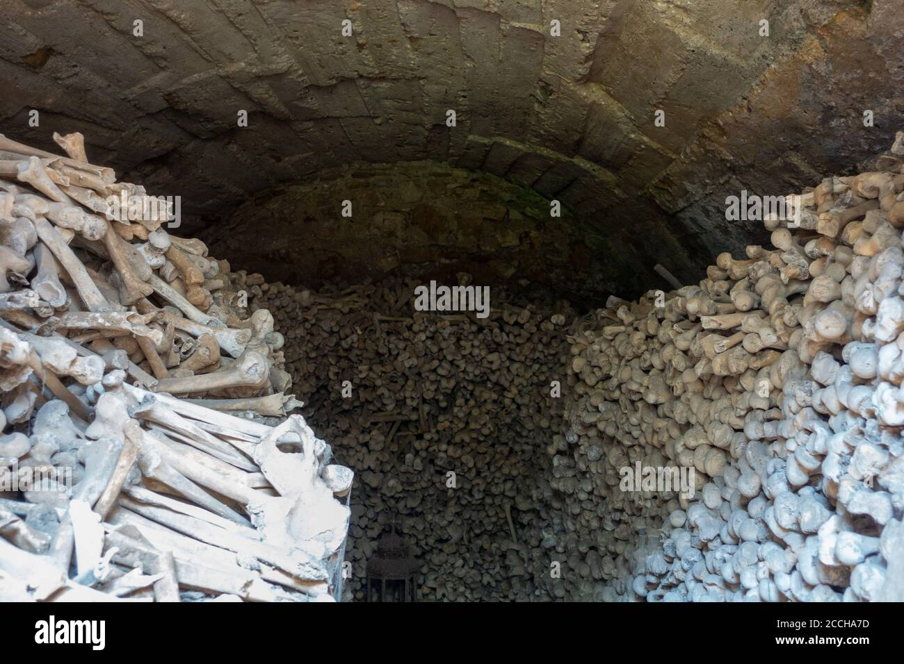 GEBEINE . BONES Stock Photo
