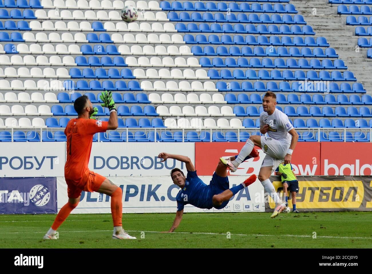 2020–21 in Ukrainian football
