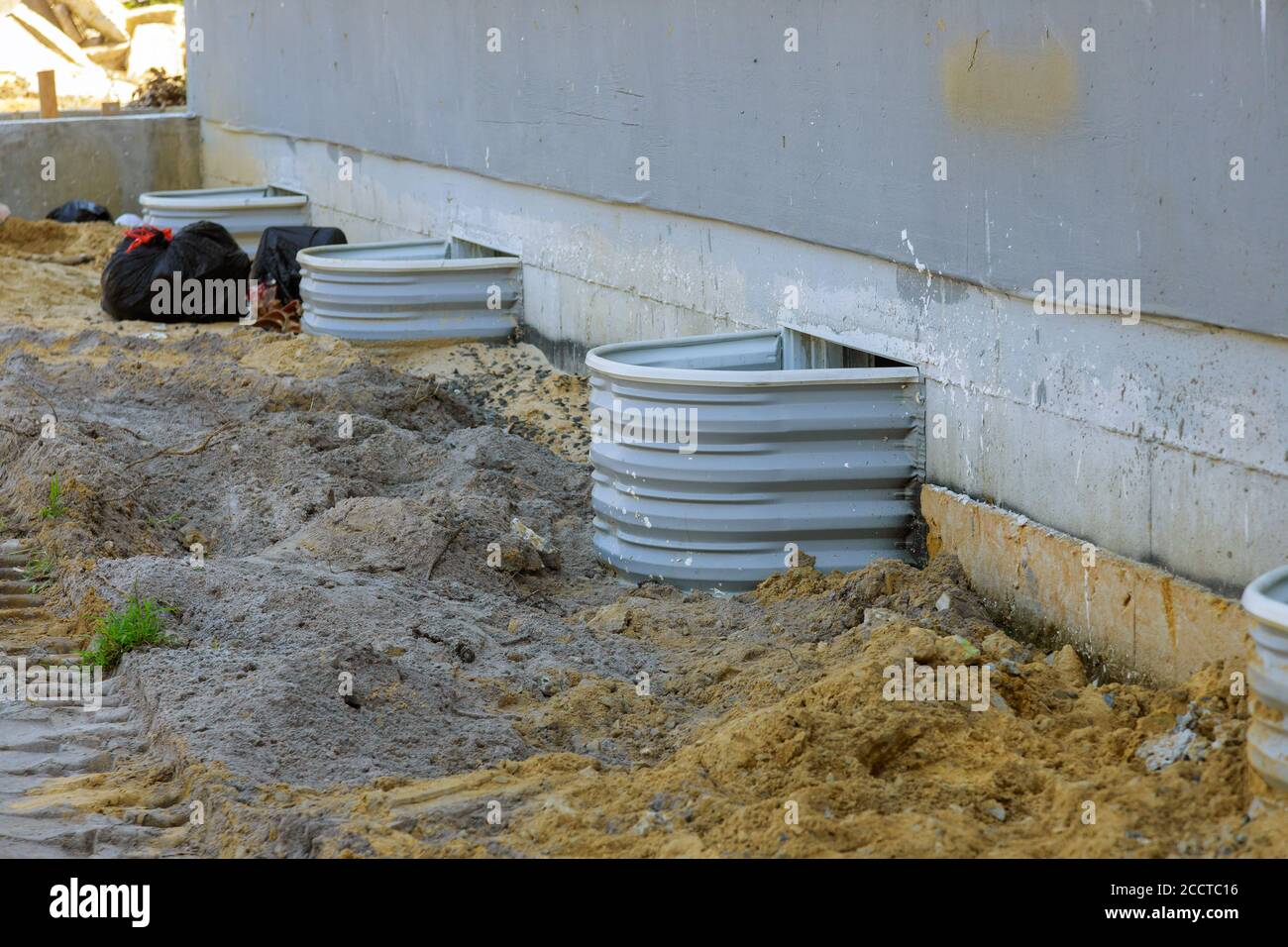 Window Well Liners High Resolution Stock Photography And Images Alamy