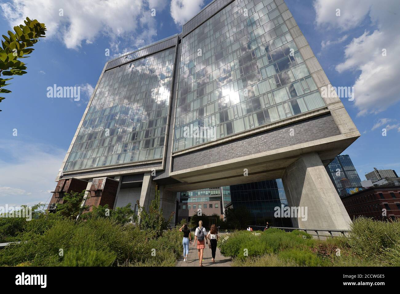 Gansevoort Hotel High Resolution Stock Photography And Images Alamy