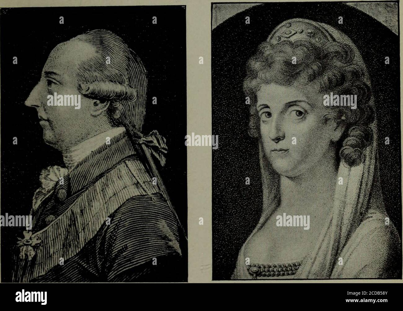 Hapsburg Lip High Resolution Stock Photography And Images Alamy