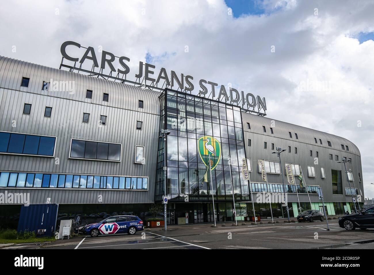 Rotterdam 29 8 20 Cars Jeans Stadion Pre Season 20 21 Ado Den Haag Az Credit Pro Shots Alamy Live News Stock Photo Alamy