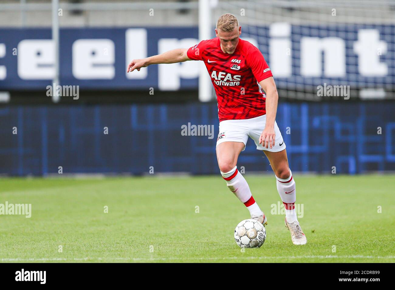 Rotterdam 29 8 20 Cars Jeans Stadion Pre Season 20 21 Ado Den Haag Az Az Player Joris Kramer Credit Pro Shots Alamy Live News Stock Photo Alamy