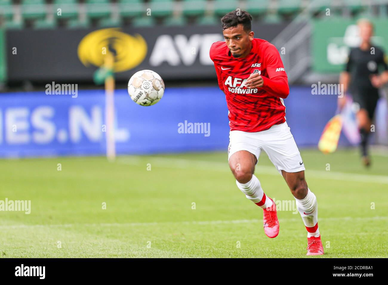 Rotterdam 29 8 20 Cars Jeans Stadion Pre Season 20 21 Ado Den Haag Az Az Player Owen Wijndal Credit Pro Shots Alamy Live News Stock Photo Alamy