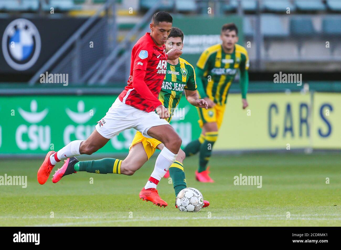 Rotterdam 29 8 20 Cars Jeans Stadion Pre Season 20 21 Ado Den Haag Az Az Player Tijjani Reijnders Credit Pro Shots Alamy Live News Stock Photo Alamy