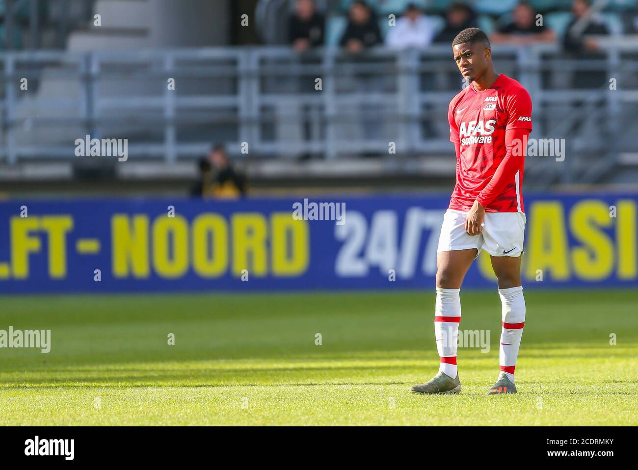 Rotterdam 29 8 20 Cars Jeans Stadion Pre Season 20 21 Ado Den Haag Az Az Player Myron Boadu Credit Pro Shots Alamy Live News Stock Photo Alamy