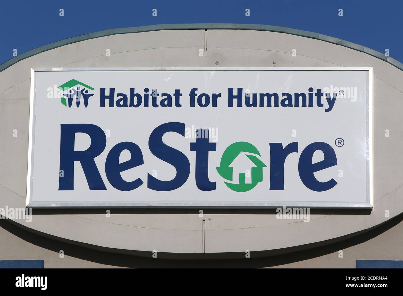 Restore Habitat High Resolution Stock Photography And Images Alamy
