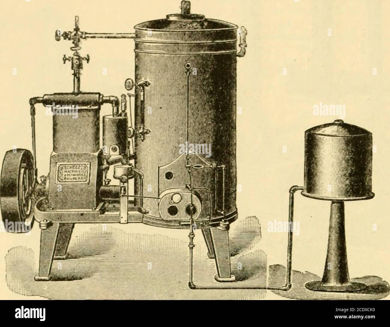 //potence éléments Rademacher Moteur Stock Universal propulsion CAMP CONSTRUCTION