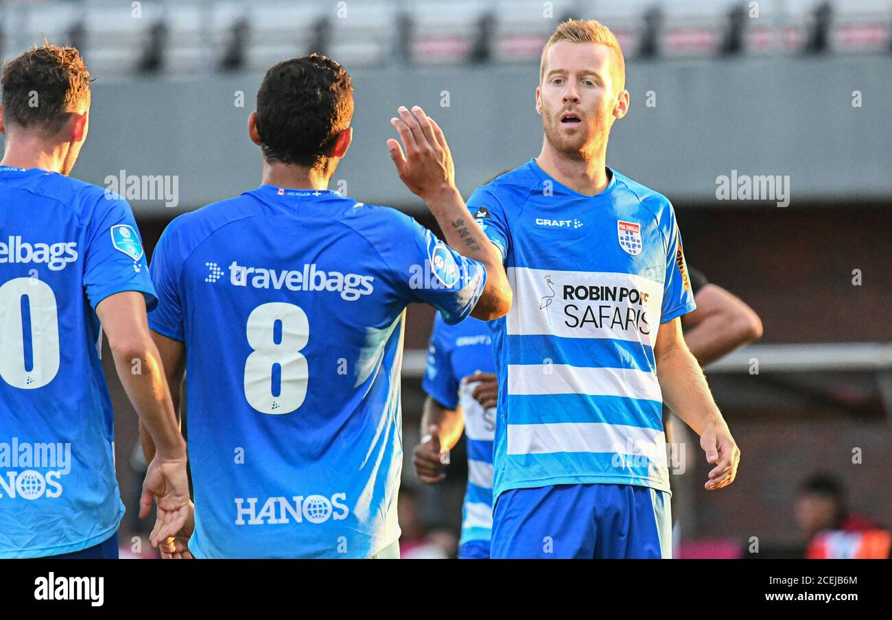 Clint Leemans Of Pec Zwolle High Resolution Stock Photography And Images Alamy