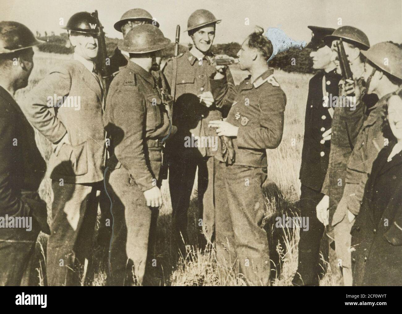 British Home Guard High Resolution Stock Photography And Images Alamy